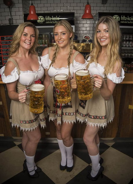 Meanwhile in Germany...International Beer Day