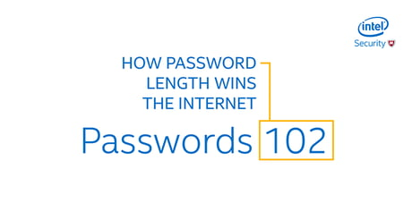Size Matters: password length vs. average time to crack