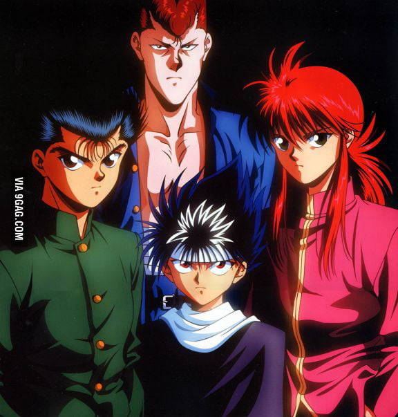 Alfred Yu Yu Hakusho Kuwabara Pop: What Are These Guys Called In Your Country? Mine's Eugene