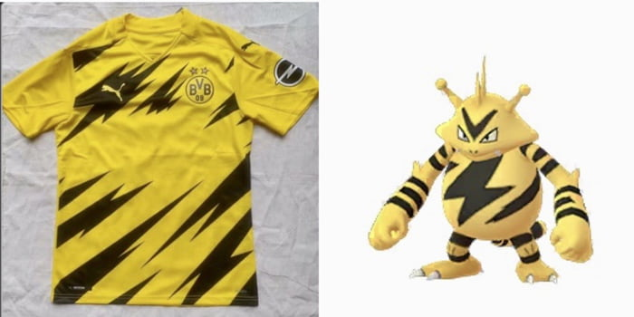 Borussia Dortmund S 2021 22 Jersey Was Leaked Seems Like Puma Was Strongly Inspired By This Guy 9gag