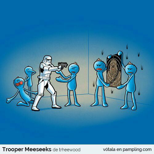 a0b8ZYz_700b existence is pain to a meeseeks, stormtrooper! and we will do