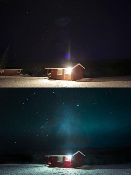 Photography - raw jpeg vs edited RAW file