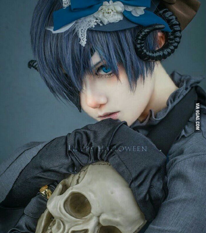 ciel phantomhive cosplay - photo #37