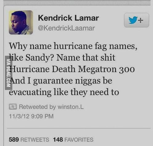 scary hurricane names 9gag