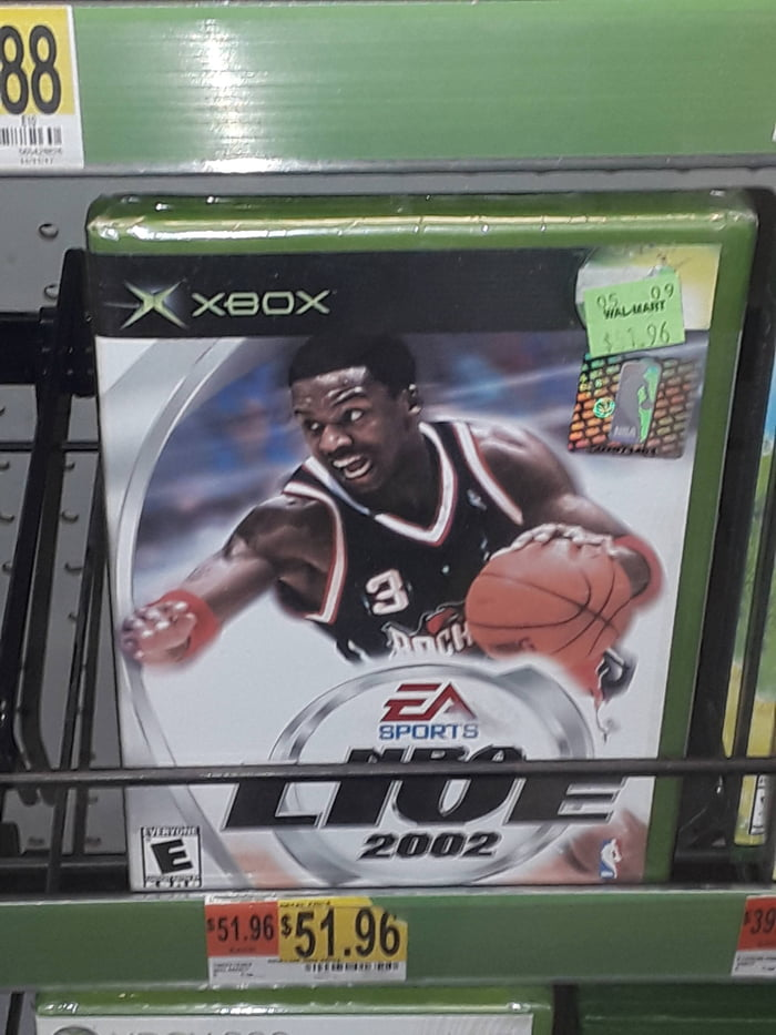 So I was looking at the xbox one games at walmart, when I