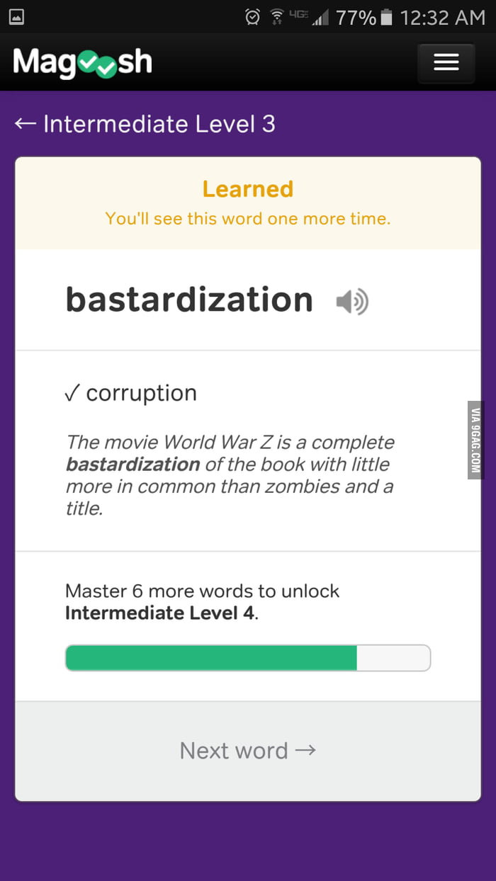 Somebody was not a fan of the World War Z movie  - 9GAG