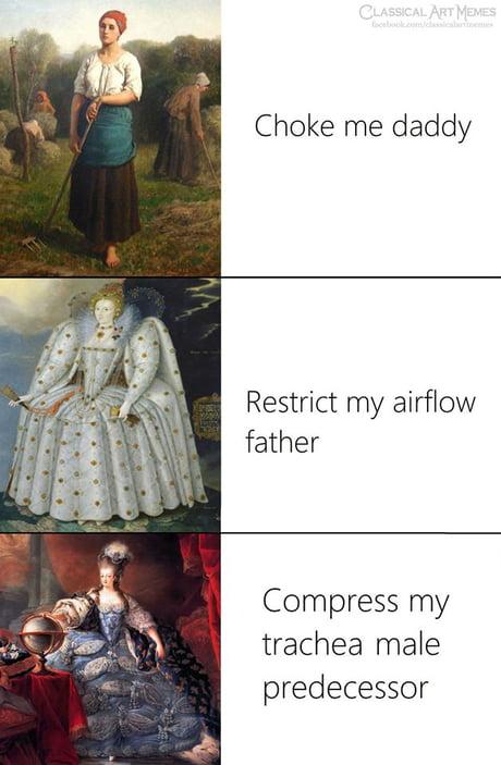 Daddy Harder Meme - apsgeyser