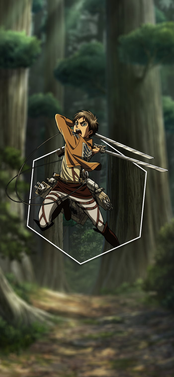 Eren Wallpaper 9gag