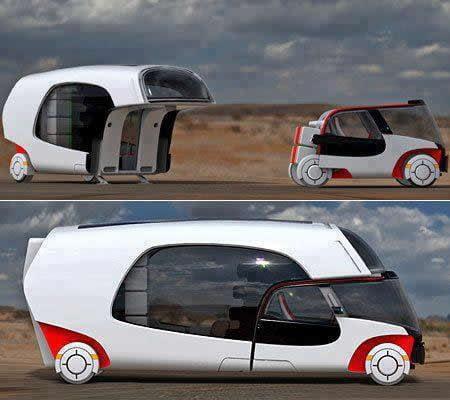 Cool concept car