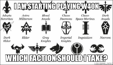 What are the strengths and weaknesses of each faction (I will play V8) ?