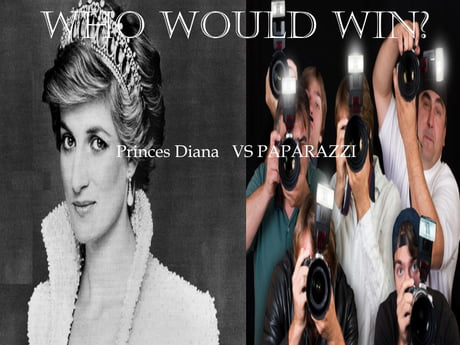 Who would win?