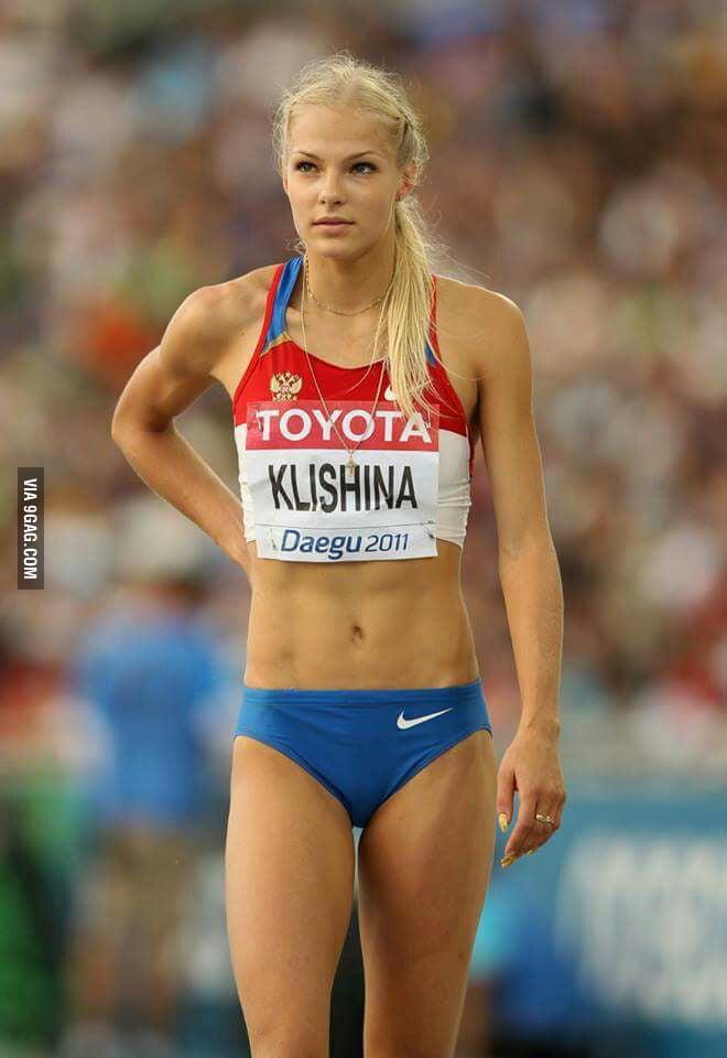 Darya klishina naked