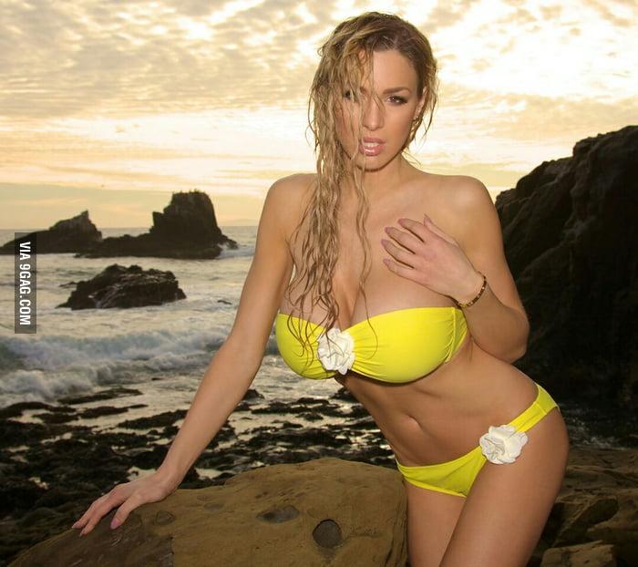 Carver sexy jordan Bikini Photos