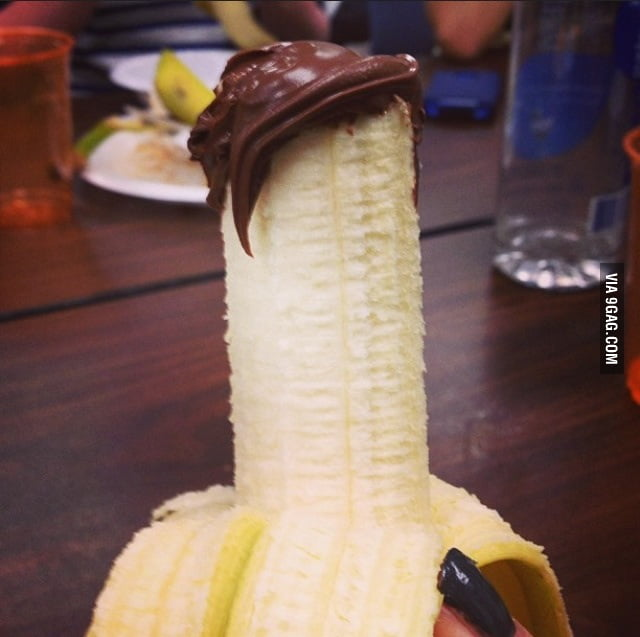Ridiculously Photogenic Banana