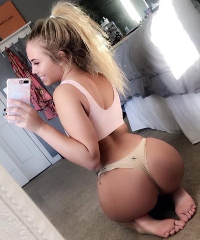 Ass teens big Why women
