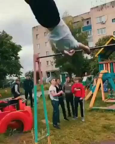 Slav workout