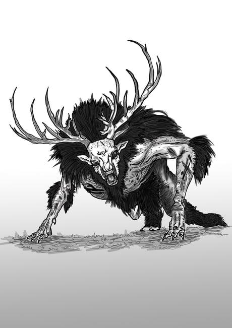 Fiend - Witcher3 - 9GAG
