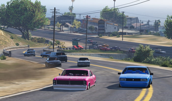So imagine Rockstar would make a new game thats based on the gta5
