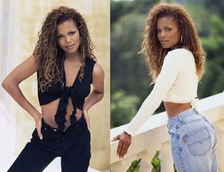 Janet Jackson, 1993  - 9GAG
