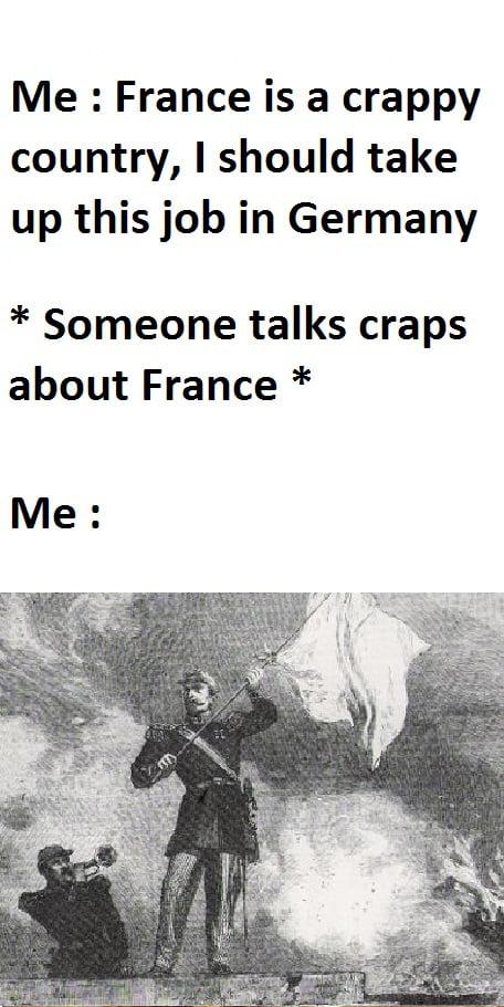 *Baguette intensify*