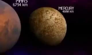 From Mercury to VV Cephei