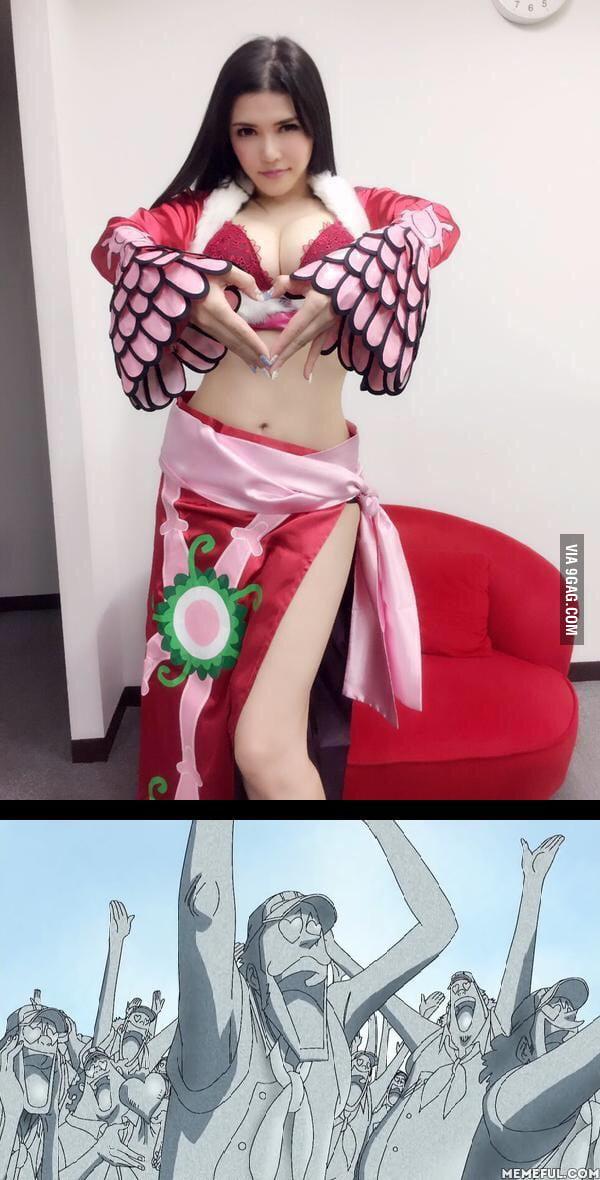 Okita cosplay anri Nude anri