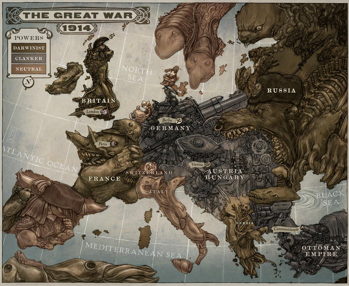 The coolest fantasy map 9gag the coolest fantasy map gumiabroncs Choice Image