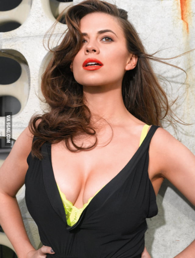 Carter hayley atwell agent