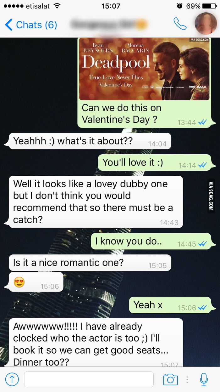 I Think My Girlfriend Will Break Up With Me On Valentineu0026#039;s Day