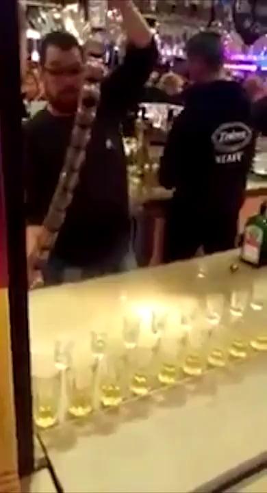 Awesome Bartender Skills - 9Gag