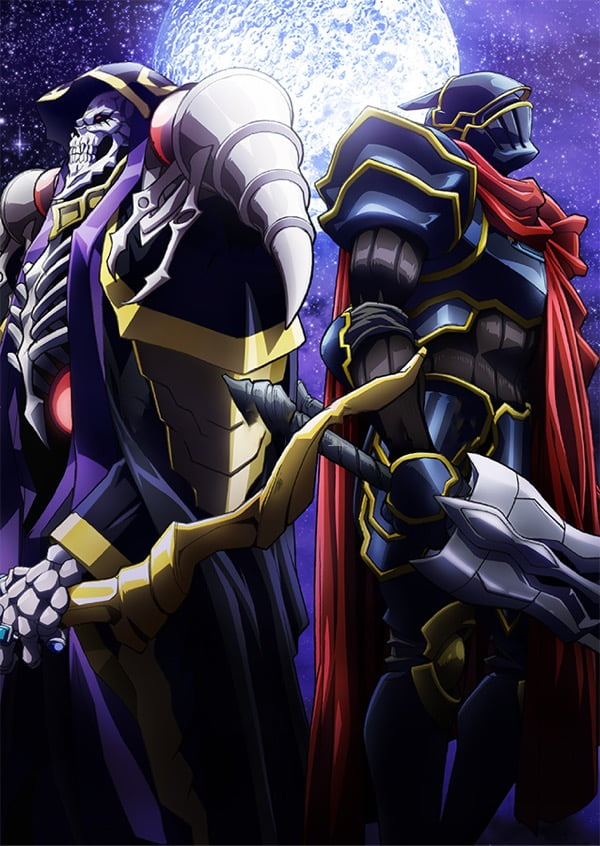 Crazy Theory Guys But What If Ainz And Momon Are The Same Person They Got The Same Height And Build 9gag