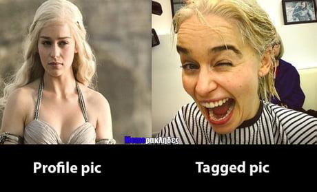 Tagged photos