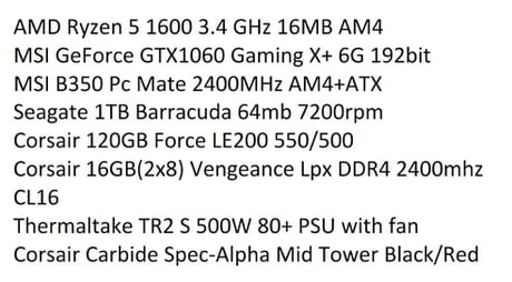 I'll buy these parts, any thoughts ?