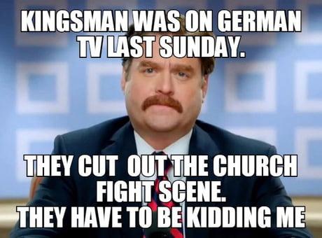 kingsman fsk