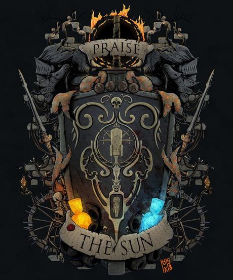 Dark Souls 3 Phone Wallpaper 14 9gag
