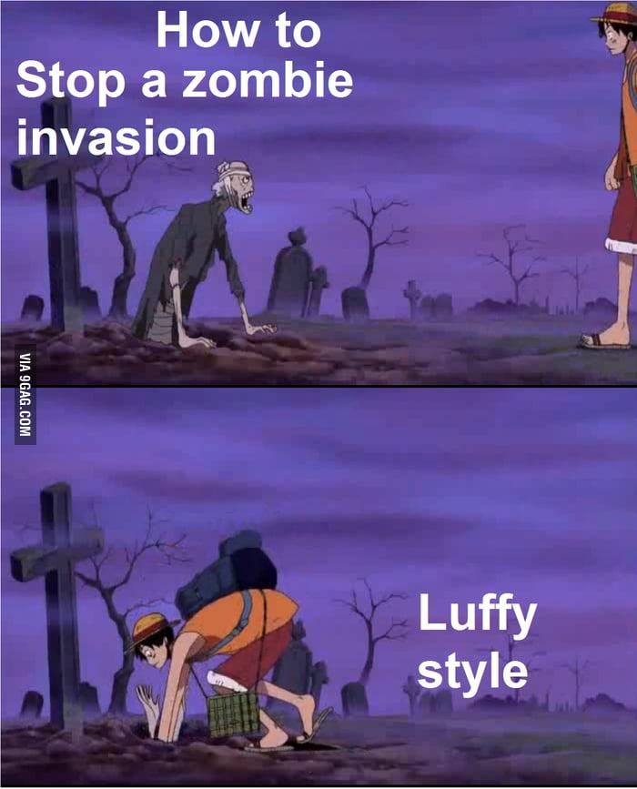Luffy Style