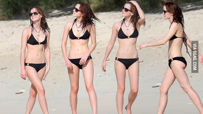 nn models Bikini girl