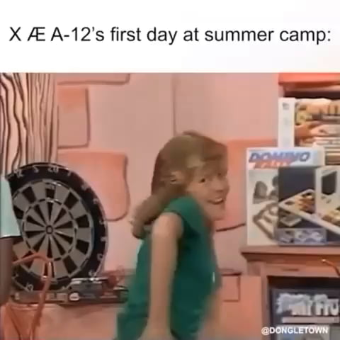 Summer camp is about to get interesting