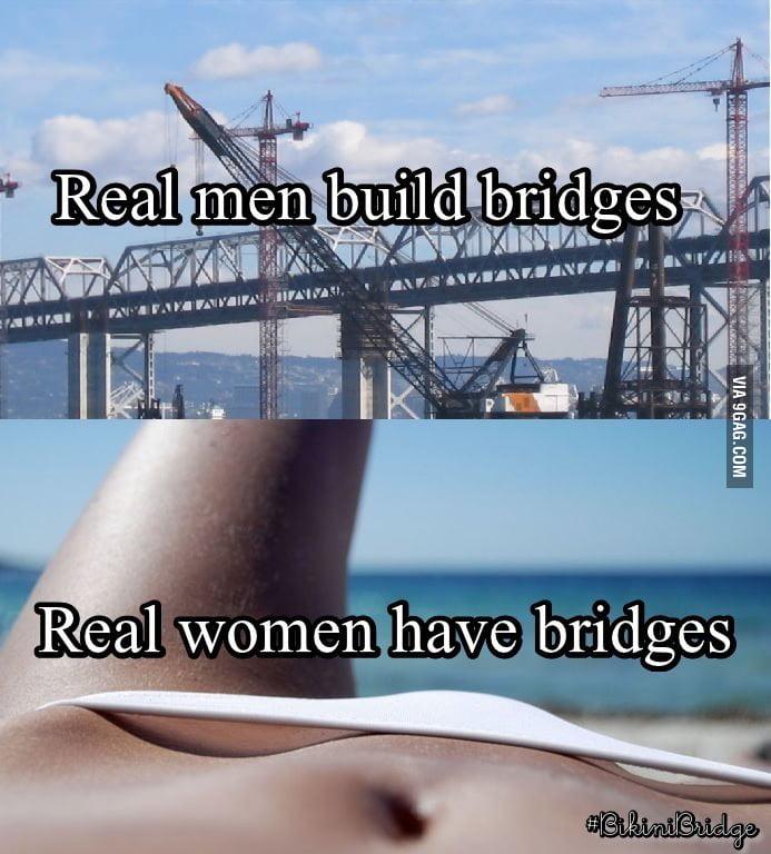#Bikini Bridge