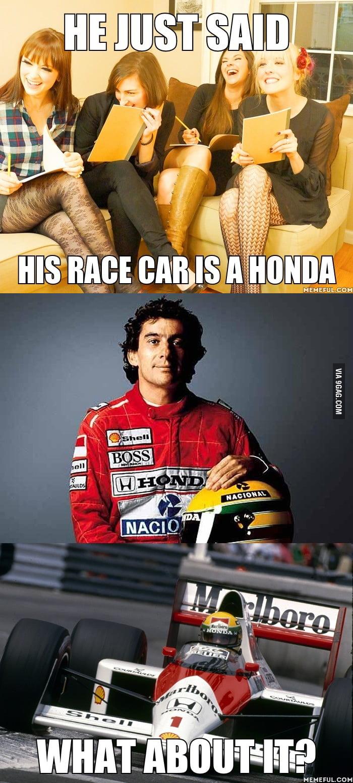 Happy Birthday Ayrton Senna The Formula One Legend 9gag