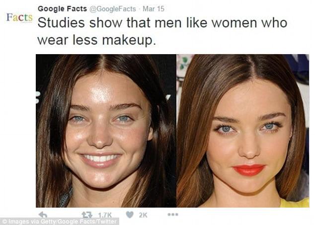 What men like women to wear