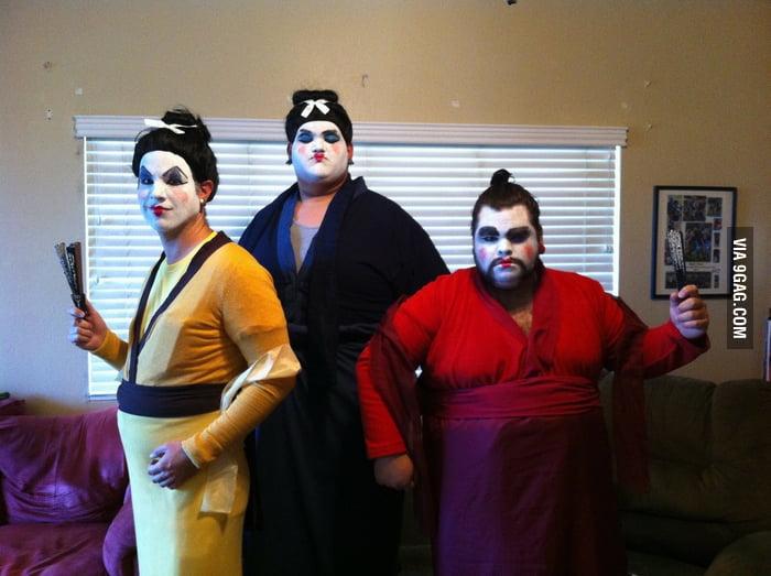 Mulan cosplay  sc 1 st  9Gag & Mulan cosplay - 9GAG