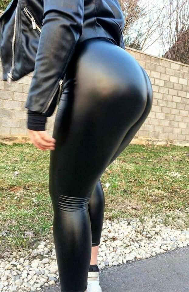In latex ass big big ass