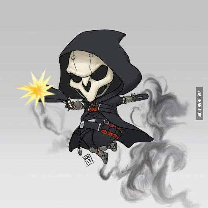 Chibi Reaper (Overwatch™)