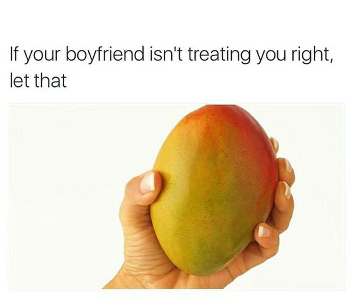 Image result for let that mango