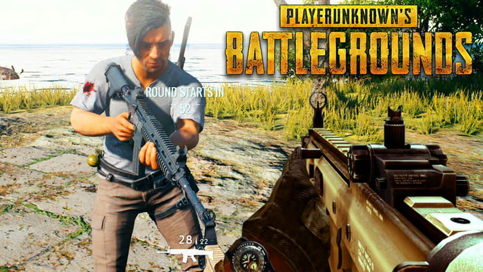I just bought PUBG so if anyone wants to play duo or maybe