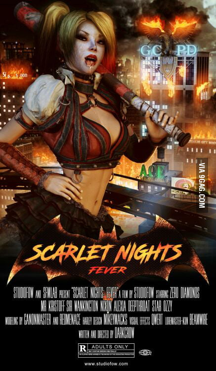 Scarlett Nights Studio Fow