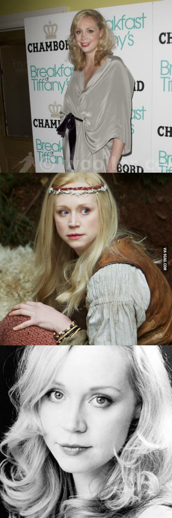 Gwendoline Christie Nude Pictures pertaining to gwendoline christie (brienne from got) with long hair! - 9gag