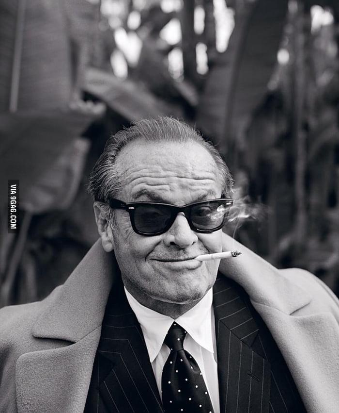 Jack Nicholson Hohto