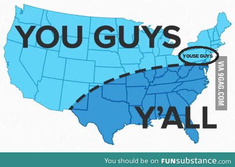 Accurate Us Pronunciation Map GAG - Us pronunciation map